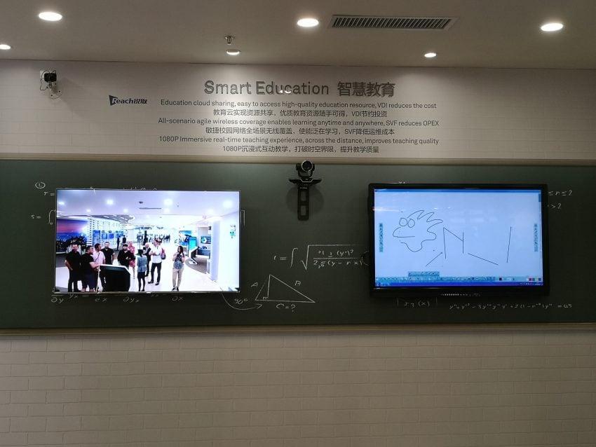Tabletowo.pl Z krótką wizytą w Chinach - jak wygląda linia produkcyjna P20 i czy Huawei to tylko smartfony? Ciekawostki Huawei