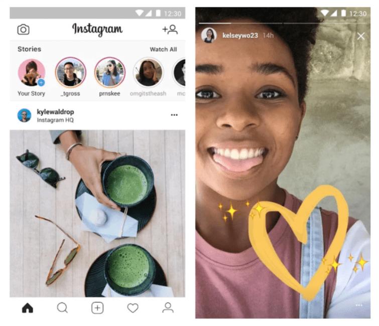 Testują już Instagram Lite - będzie bardziej łaskawy dla pamięci naszych smartfonów 21