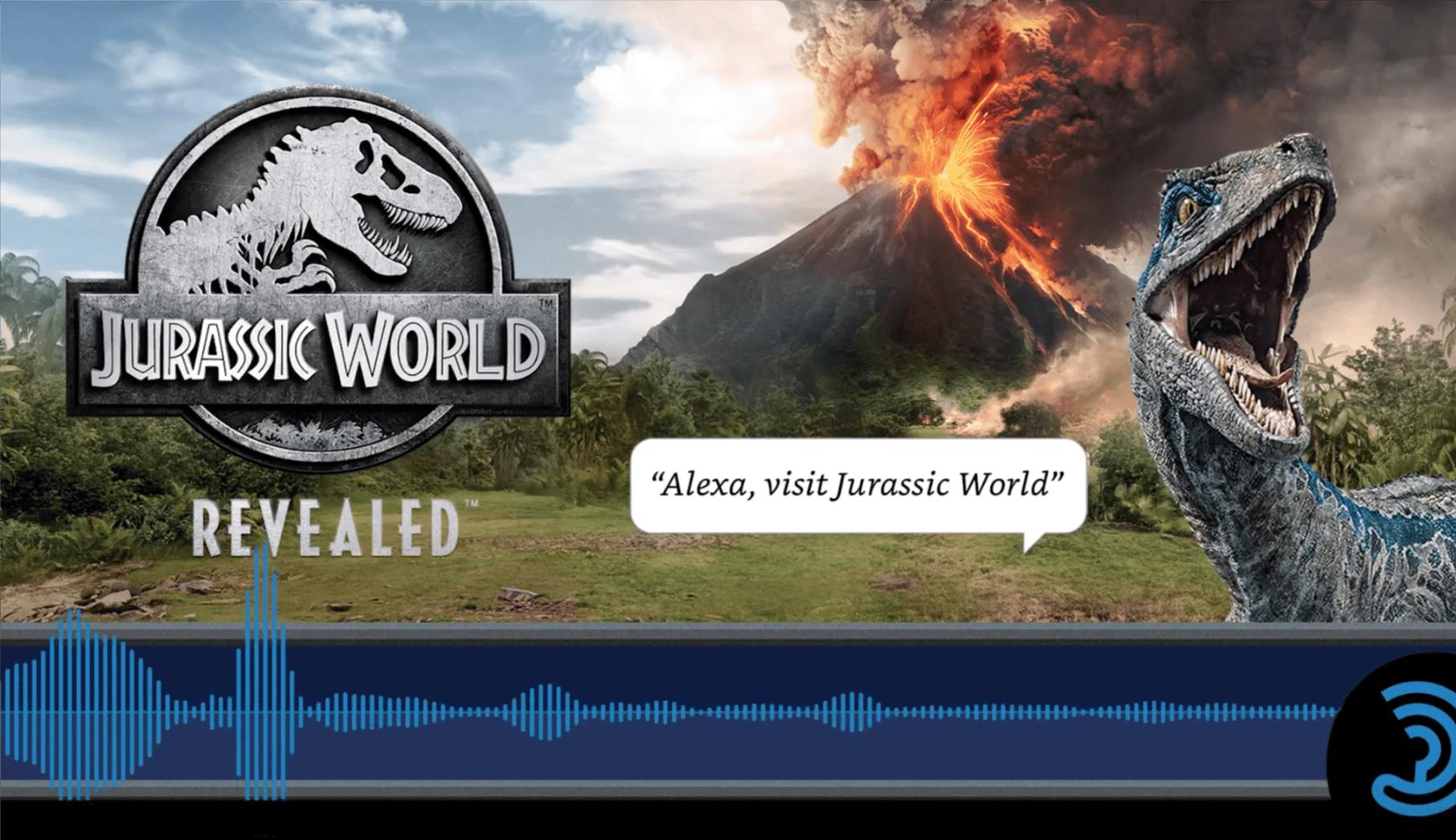 Jurassic World: Revealed trafił na Alexę od Amazonu. Co myślicie o grach audio na inteligentne głośniki? 26