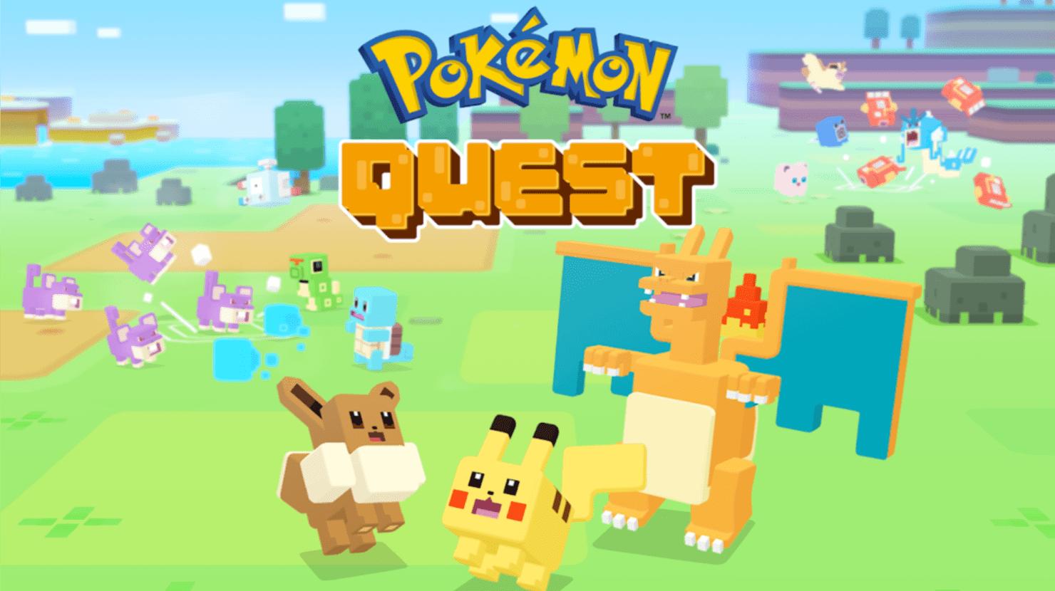 Pokémon Quest już dostępne do pobrania za darmo na Androida i iOS. Nadchodzi kwadratowy Pikachu 19