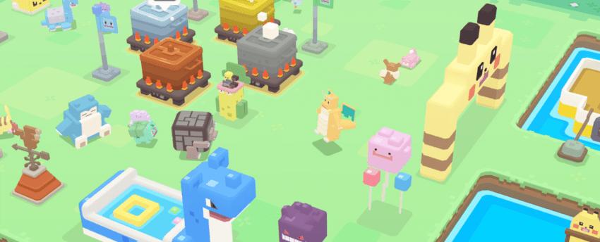 Pokémon Quest już dostępne do pobrania za darmo na Androida i iOS. Nadchodzi kwadratowy Pikachu 21