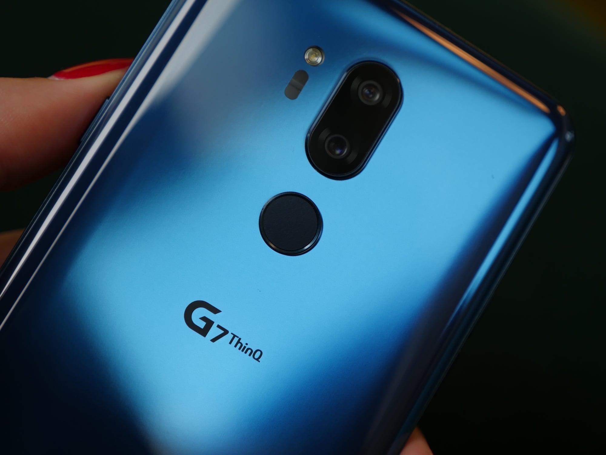 Tabletowo.pl Świetna promocja na LG G7 ThinQ - można go kupić za niewiele ponad 2000 złotych! Android LG Promocje Smartfony