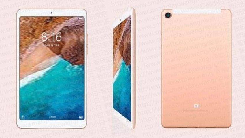 Tabletowo.pl Xiaomi Mi Pad 4 zostanie pierwszym tabletem, który odblokujemy twarzą. Czytnik linii papilarnych idzie w odstawkę Tablety Xiaomi Zapowiedzi