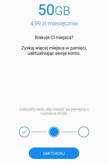 """Tabletowo.pl Producenci powinni dać nam nielimitowaną przestrzeń na dane w """"chmurze"""" Felietony Opinie"""