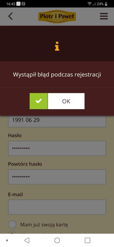 Tabletowo.pl W sklepach Piotr i Paweł za zakupy zapłacisz przez aplikację Android Aplikacje iOS Nowości