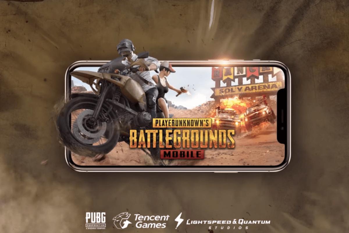 Tego jeszcze nie grali - zadebiutował PUBG Mobile Lite 18