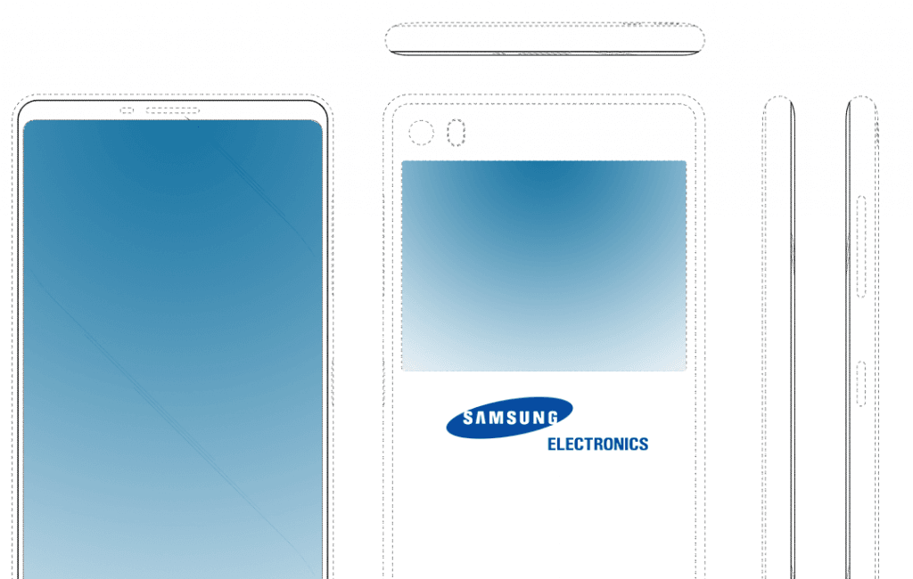 """""""Dwustronna"""" przyszłość Samsungów może być ciekawa. Patenty zdradzają chęć pójścia inną ścieżką niż Apple 17"""