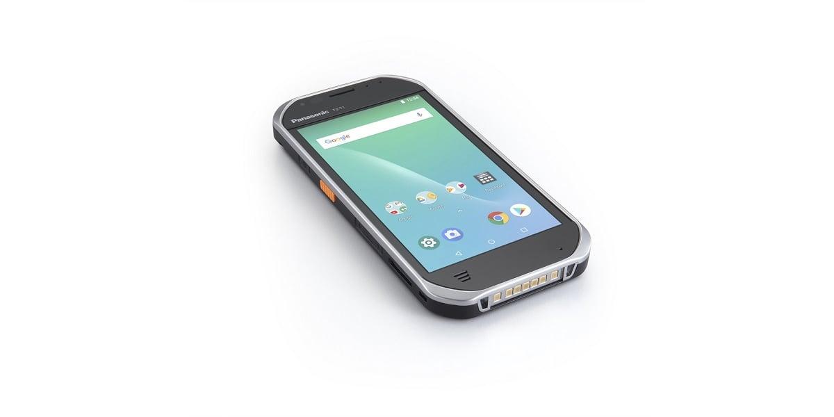 Tabletowo.pl Panasonic Toughbook FZ-T1 to 5-calowy tablet ze Snapdragonem 210 za... grubo ponad 1000 euro Android Nowości Panasonic Tablety