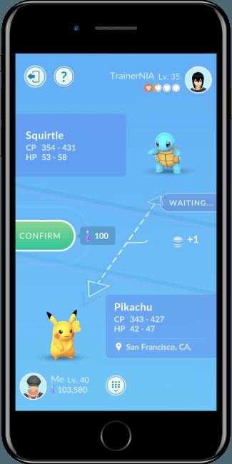 Tabletowo.pl Po prawie dwóch latach Pokemon GO w końcu doda wymianę stworków między znajomymi i wspólne treningi Aktualizacje Android Gry iOS
