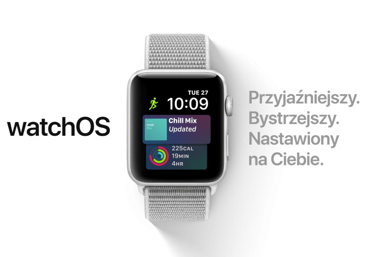 iOS 12 jest fajny, ale to w watchOS 5 jest więcej nowości - lista zmian 23