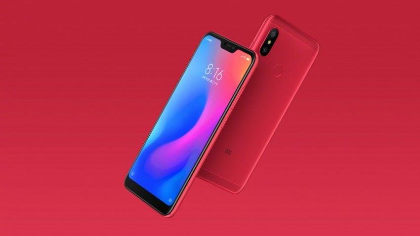 Tabletowo.pl Xiaomi samo odkrywa karty przed premierą Redmi 6 Pro. Cóż, przynajmniej nie będziemy zaskoczeni notchem Smartfony Xiaomi Zapowiedzi