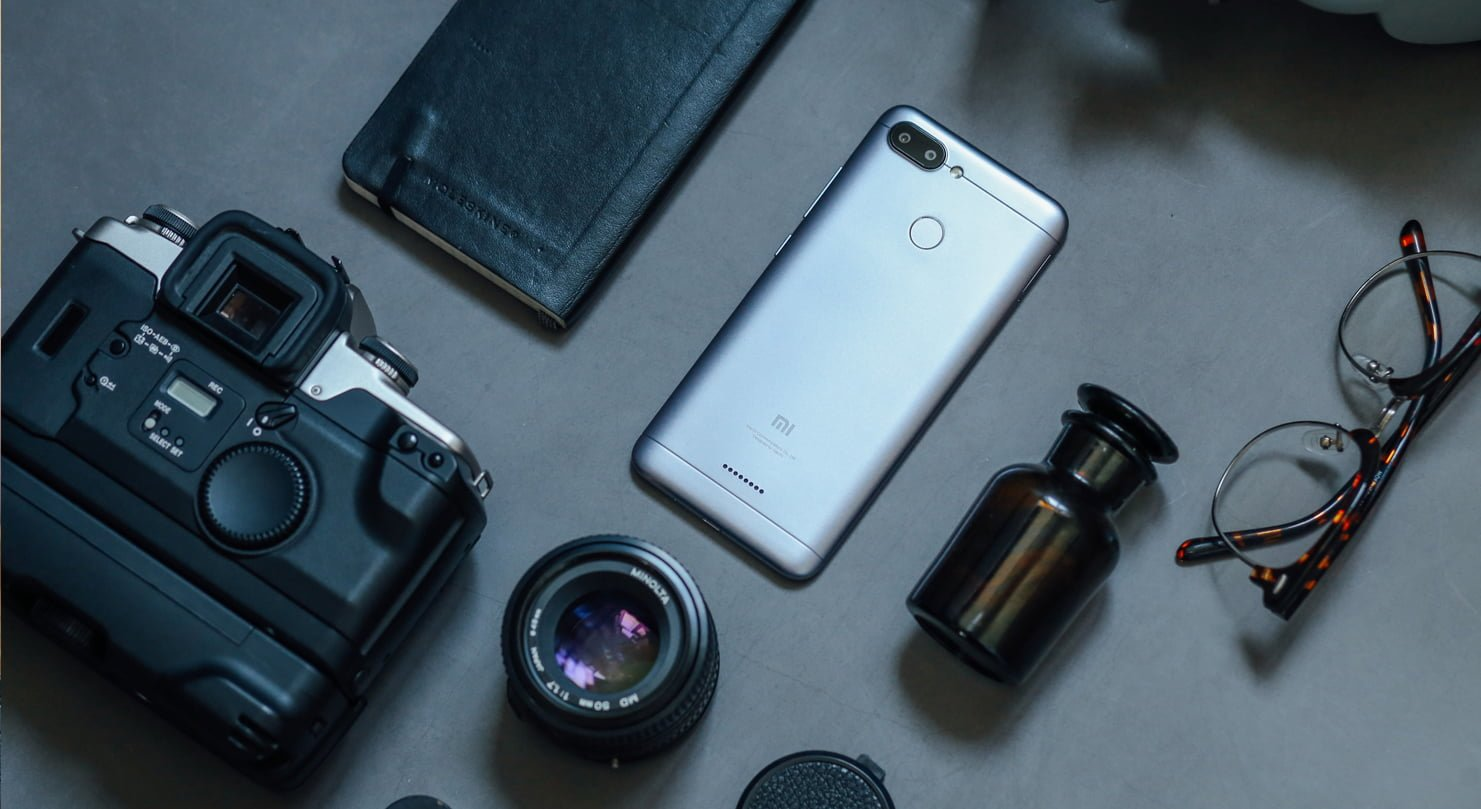 smartfon Xiaomi Redmi 6 smartphone