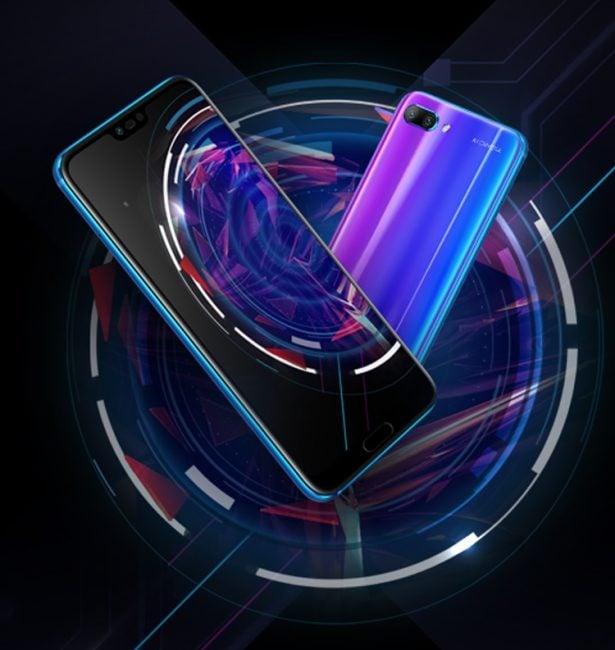 Tabletowo.pl Honor 10 GT to pierwszy smartfon Honora z 8 GB RAM. Mają go kupować gracze Android Huawei Nowości Smartfony