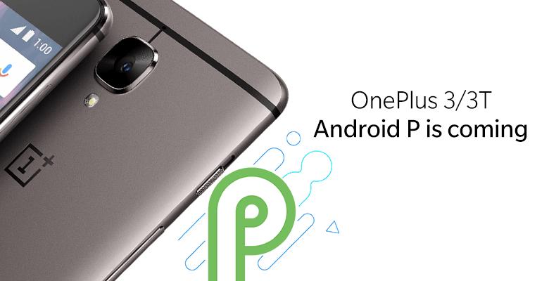 OnePlus nie będzie się rozdrabniać: zaktualizuje modele 3 i 3T od razu do Androida P, pomijając Androida 8.1 20