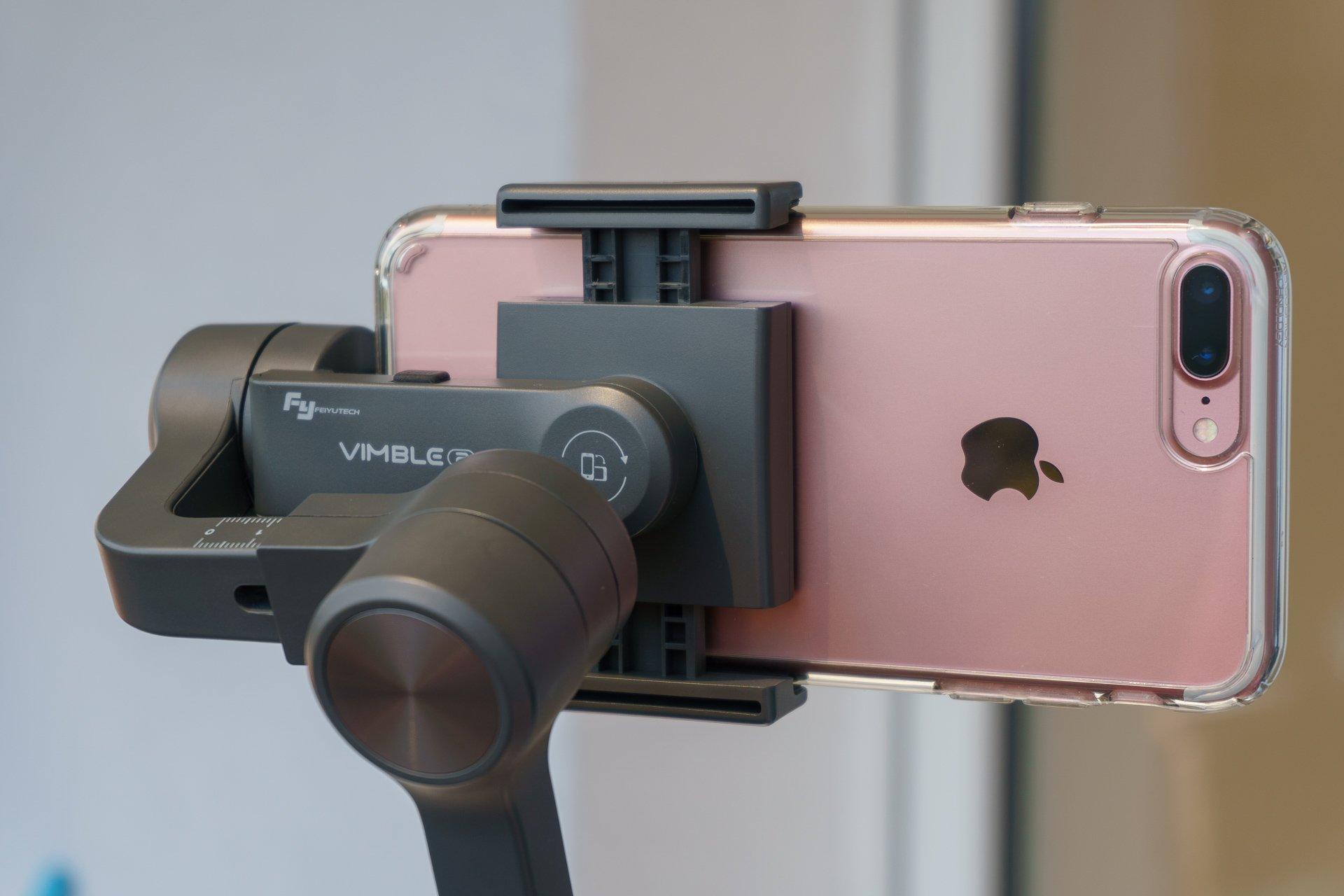 Recenzja Gimbal FeiyuTech Vimble 2 – selfie stick wymyślony na nowo 22