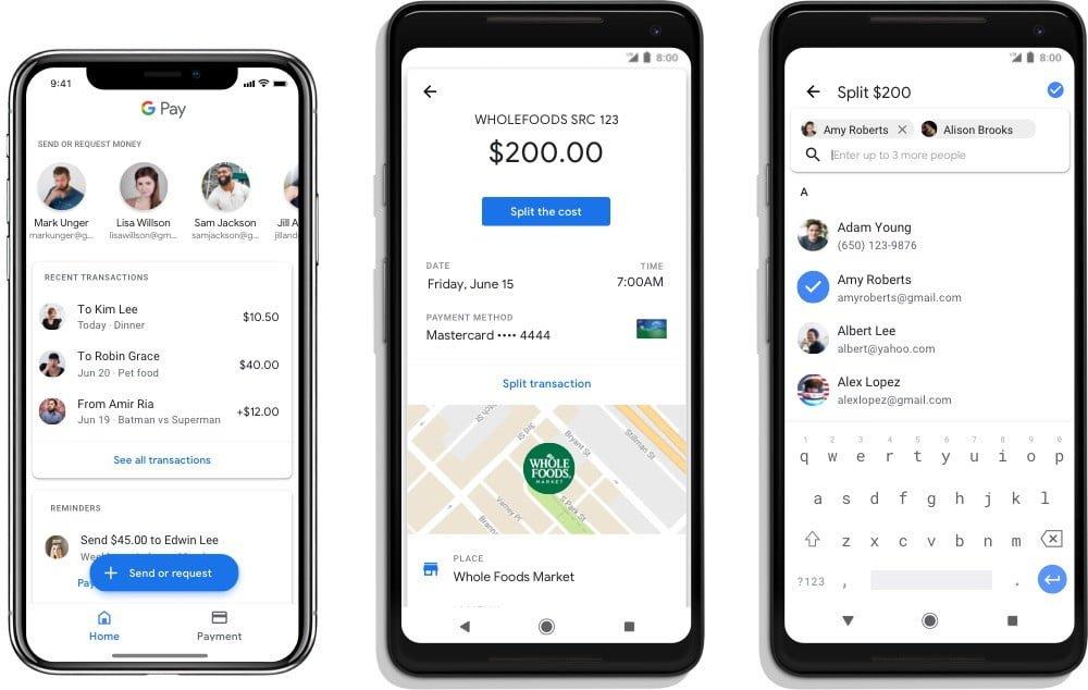 Kolejna aplikacja od Google dostaje tryb ciemny. Tym razem Google Pay 19