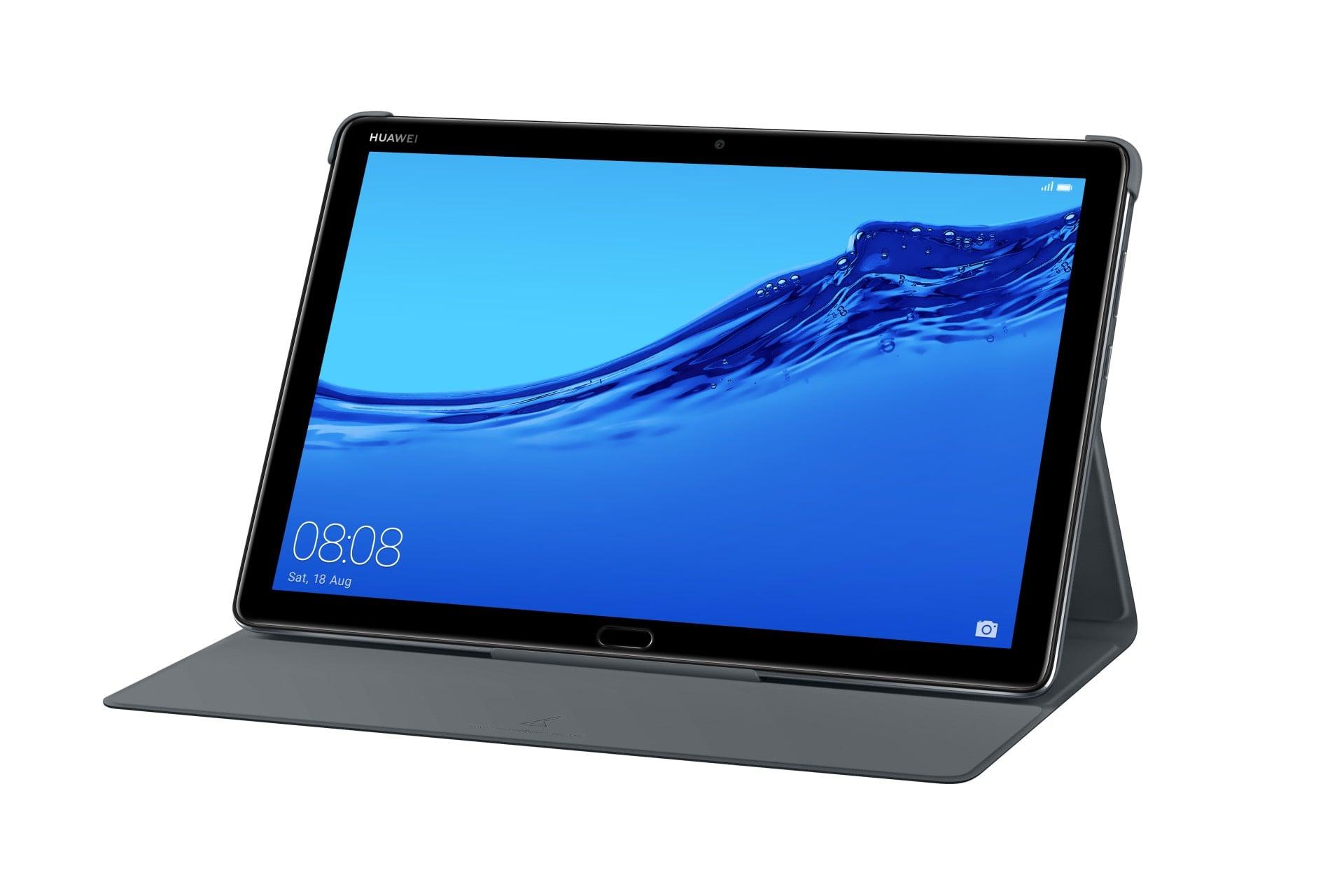 Tabletowo.pl Ruszyła przedsprzedaż tabletu Huawei MediaPad M5 Lite z rysikiem. Ceny są średniopółkowe Android Huawei Tablety