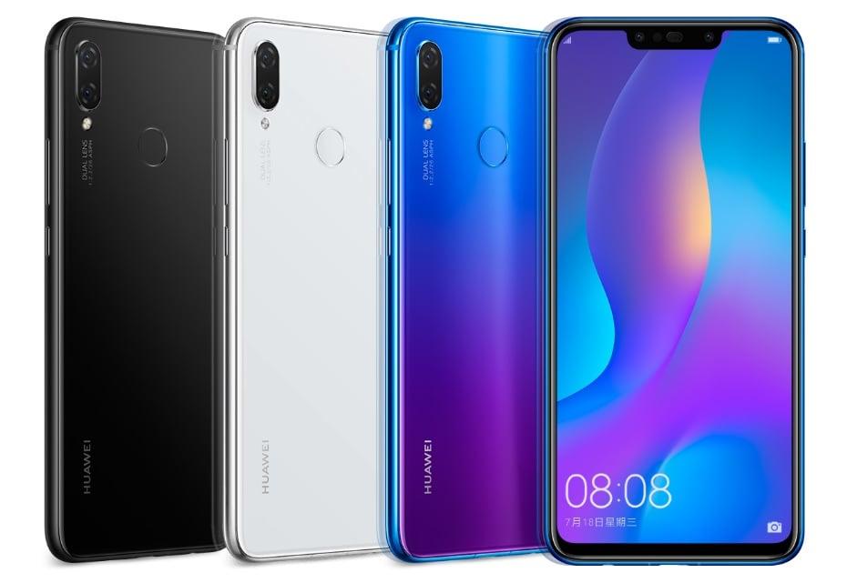 Premiera Huawei Nova 3i to ważny moment w historii Huawei - to pierwszy smartfon z procesorem Kirin 710 18
