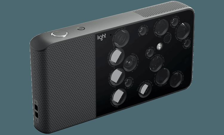 Sony podejmuje współpracę z firmą, która miała ochotę zaprezentować smartfon z dziewięcioma aparatami 17