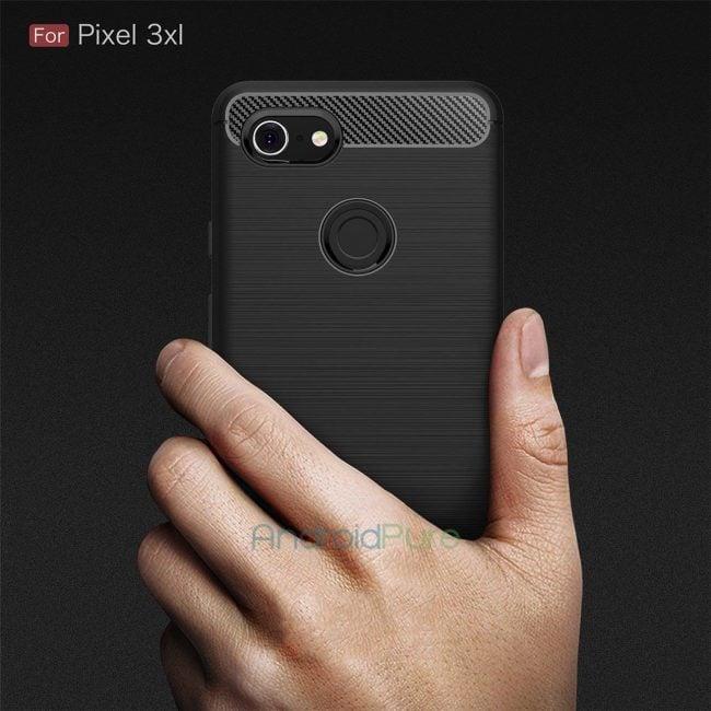 Pixel 3 XL będzie brzydki i basta. Ukazują to rendery etui na nadchodzące smartfony Google'a 24