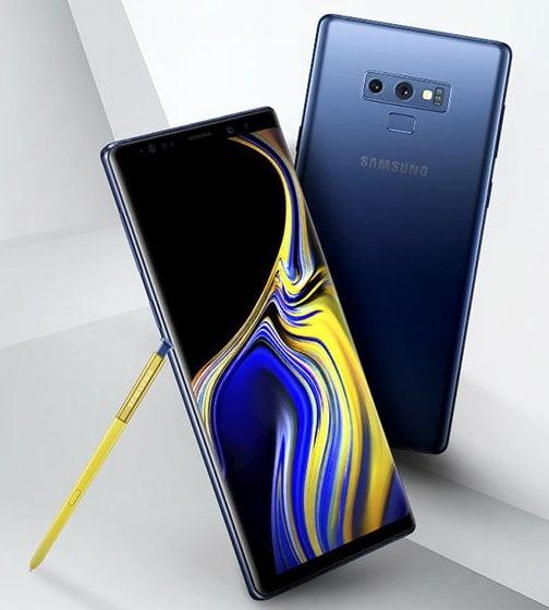 Tabletowo.pl Wszystko, co wiemy o Samsungu Galaxy Note 9 w jednym miejscu! Czego możemy się spodziewać po nowym superflagowcu Koreańczyków? Plotki / Przecieki Producenci Samsung Smartfony Sprzęt