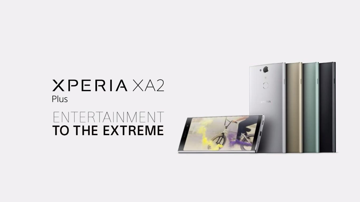 Sony jeszcze potrafi pozytywnie zaskoczyć - świadczy o tym dzisiejsza premiera Sony Xperia XA2 Plus 21