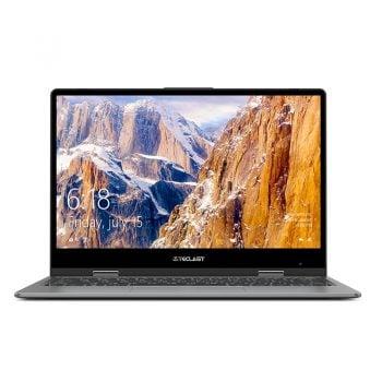 Teclast zaprezentował laptop konwertowalny Teclast F5 360 z procesorem Intel Celeron N4100, 8 GB RAM i dyskiem SSD 128 GB 21