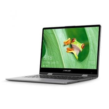 Teclast zaprezentował laptop konwertowalny Teclast F5 360 z procesorem Intel Celeron N4100, 8 GB RAM i dyskiem SSD 128 GB 22