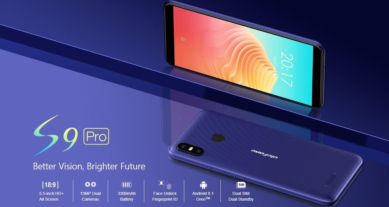 """Widzisz """"Ulefone S9 Pro"""" i myślisz: """"o, to musi być naprawdę niezły smartfon!"""", a tymczasem... 25"""