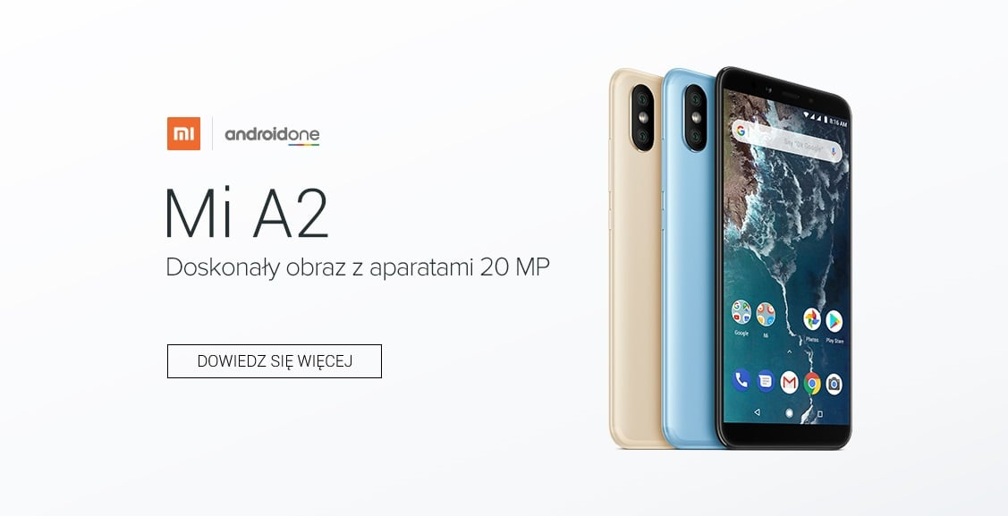 Niespodzianka: Xiaomi Mi A2 wspiera szybkie ładowanie Quick Charge 4.0. Niestety, nie w Europie 18