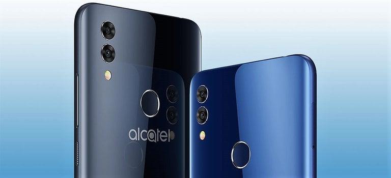 Alcatel V5