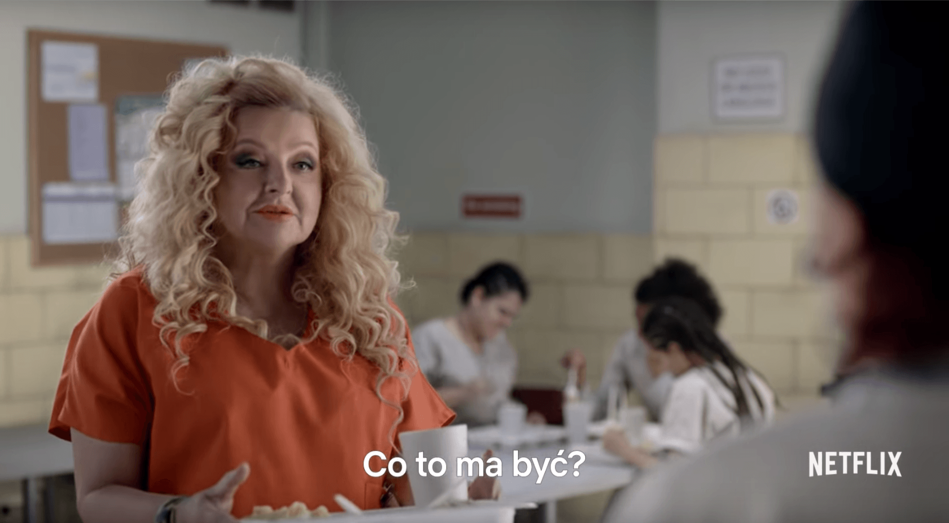 Tabletowo.pl Pyszny zwiastun 6. sezonu Orange is the New Black - Magda Gessler przeprowadza więzienne rewolucje Kultura Nowości Zapowiedzi
