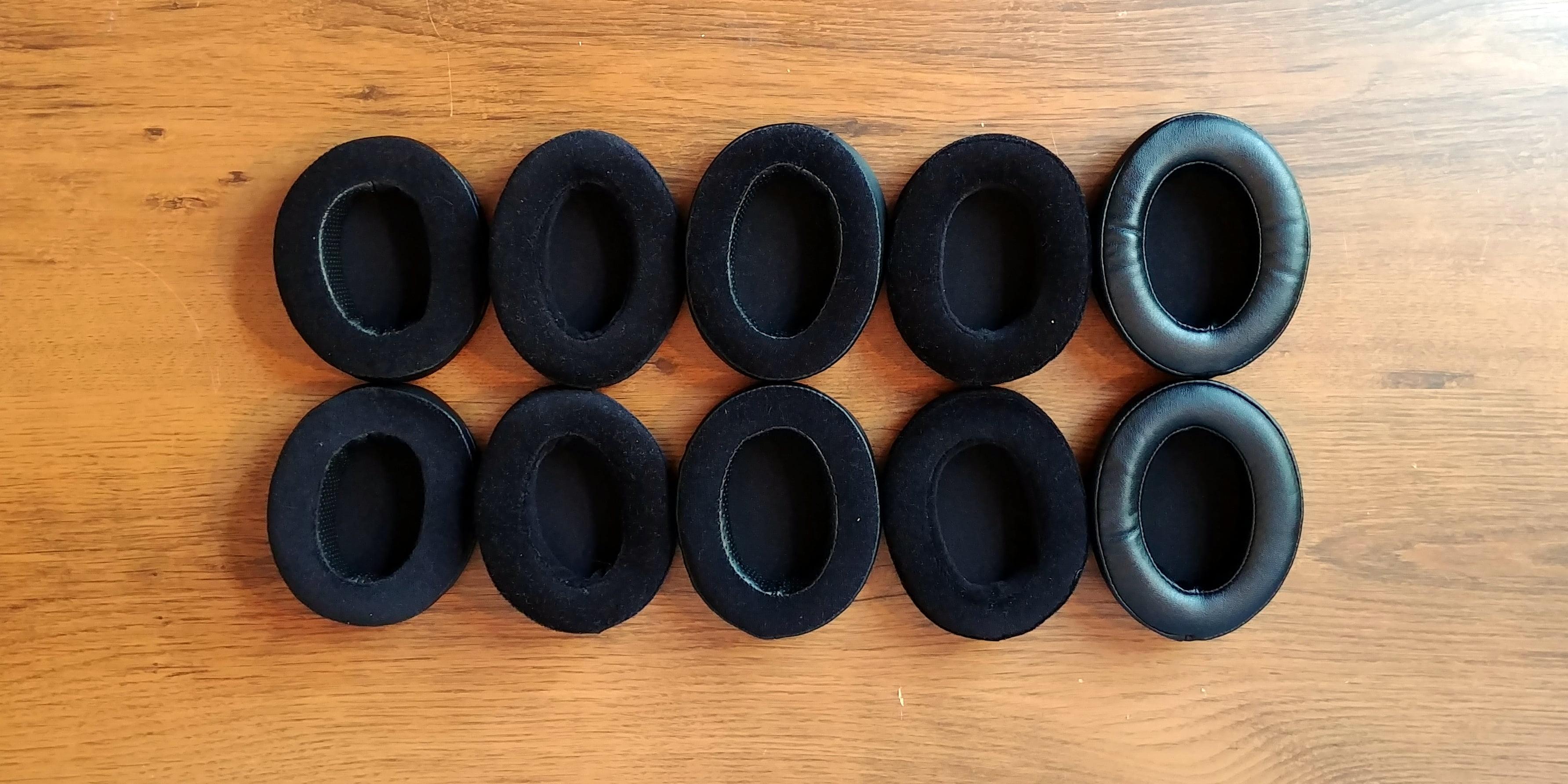 Brainwavz Ear Pads, czyli nausznice w pięciu odsłonach. Jak się sprawdzają? 19