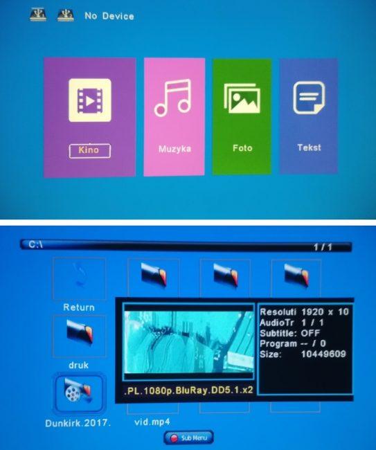 Tabletowo.pl Alfawise X 3200 - recenzja projektora na każdą kieszeń Chińskie Recenzje