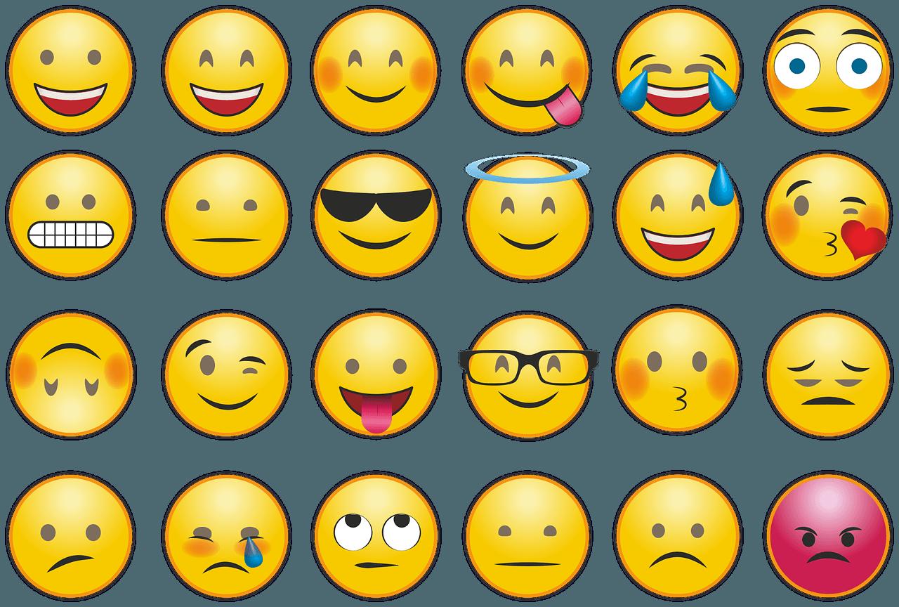 Światowy Dzień Emoji - skąd się wziął i dlaczego jest nim akurat 17 lipca? 22