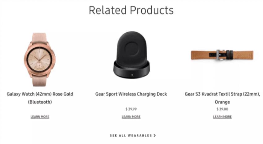 Samsung nie dopilnował swojej strony internetowej. Wyciekły zdjęcia nowego Galaxy Watch 19