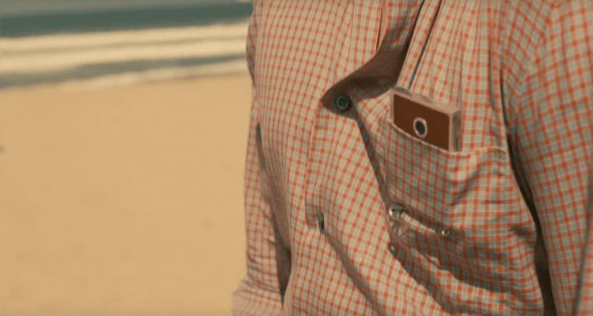 Czyli tak widzisz przyszłość składanych smartfonów, LG? Jako kieszonkowe sprzęty wiecznie obserwujące nasze otoczenie? 21