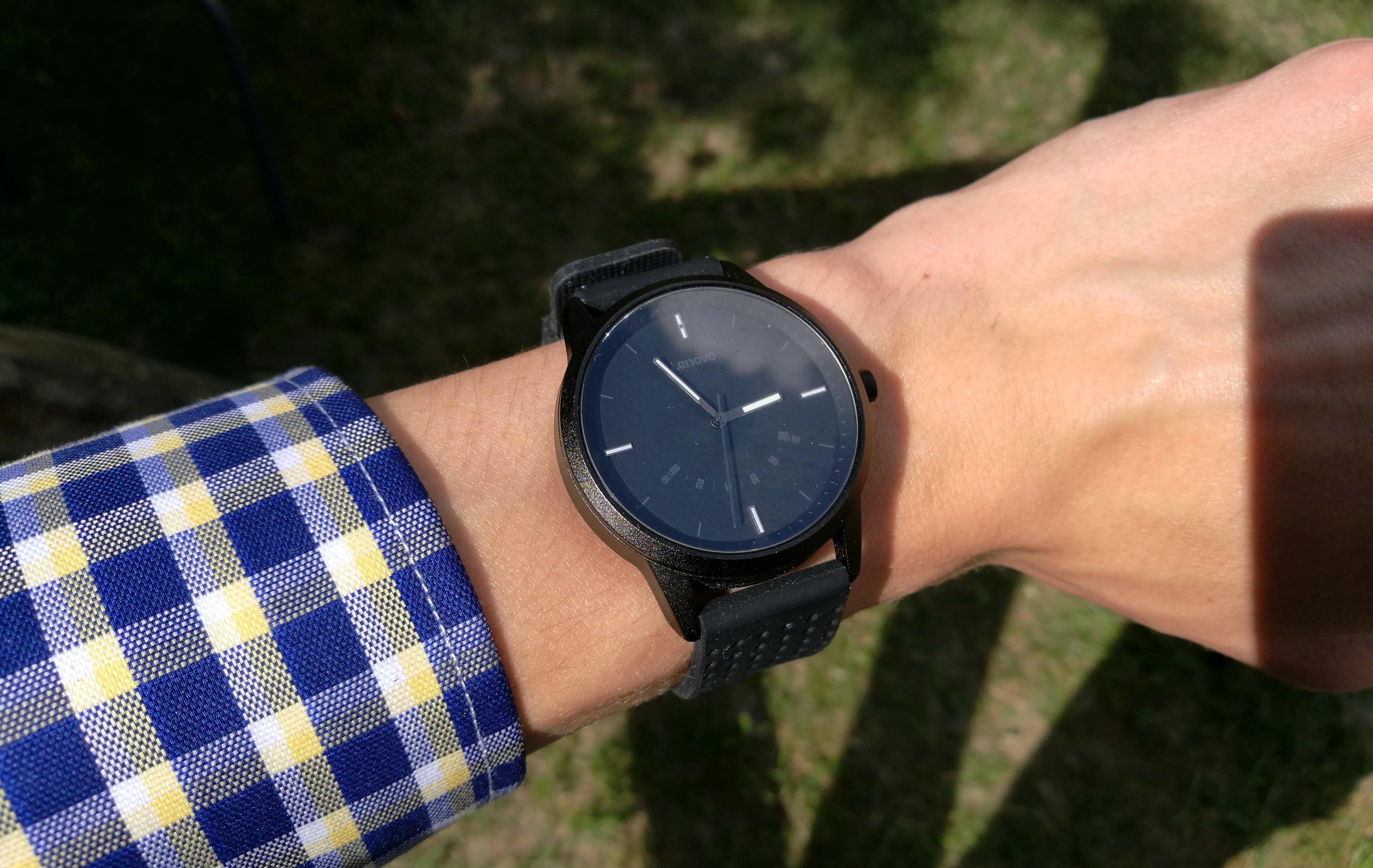 Recenzja hybrydowego zegarka Lenovo Watch 9. Czy warto wydać na niego ok. 80 złotych? 14