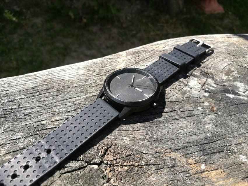 Tabletowo.pl Recenzja hybrydowego zegarka Lenovo Watch 9. Czy warto wydać na niego ok. 80 złotych? Lenovo Recenzje Wearable