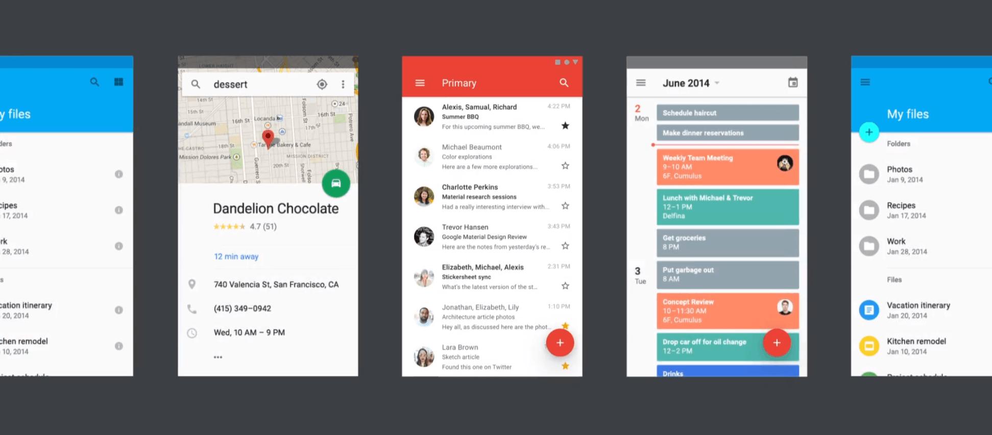 Nadchodzą Wiadomości na Androida v3.5, a w nich tryb ciemny oraz Material Design 25