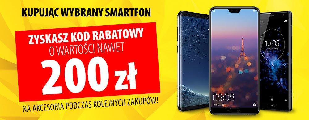 Tabletowo.pl Wakacyjna promocja: kup smartfona, a otrzymasz kod rabatowy na akcesoria o wartości nawet 200 złotych Android Promocje Smartfony