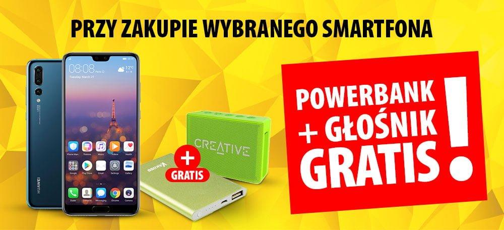 Tabletowo.pl Wakacyjny zestaw: kup smartfon, a otrzymasz powerbank i głośnik Bluetooth Akcesoria Promocje Smartfony