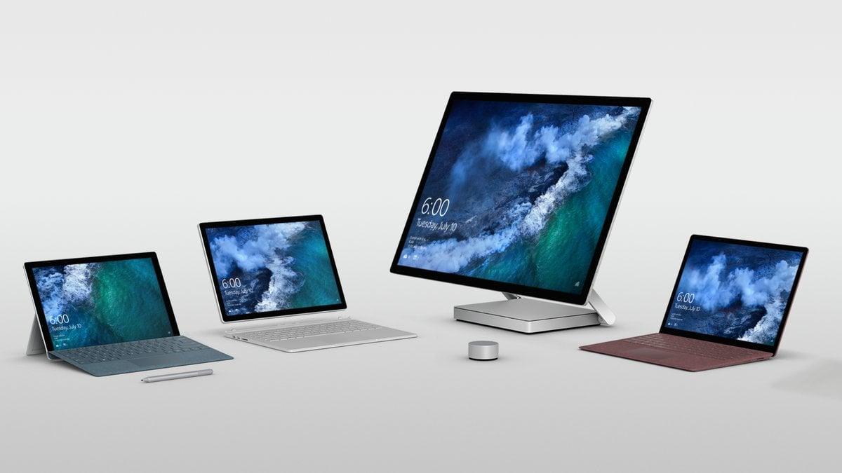 Microsoft coś kombinuje: czyżby jutro miał pokazać nowego, taniego Surface'a? 24