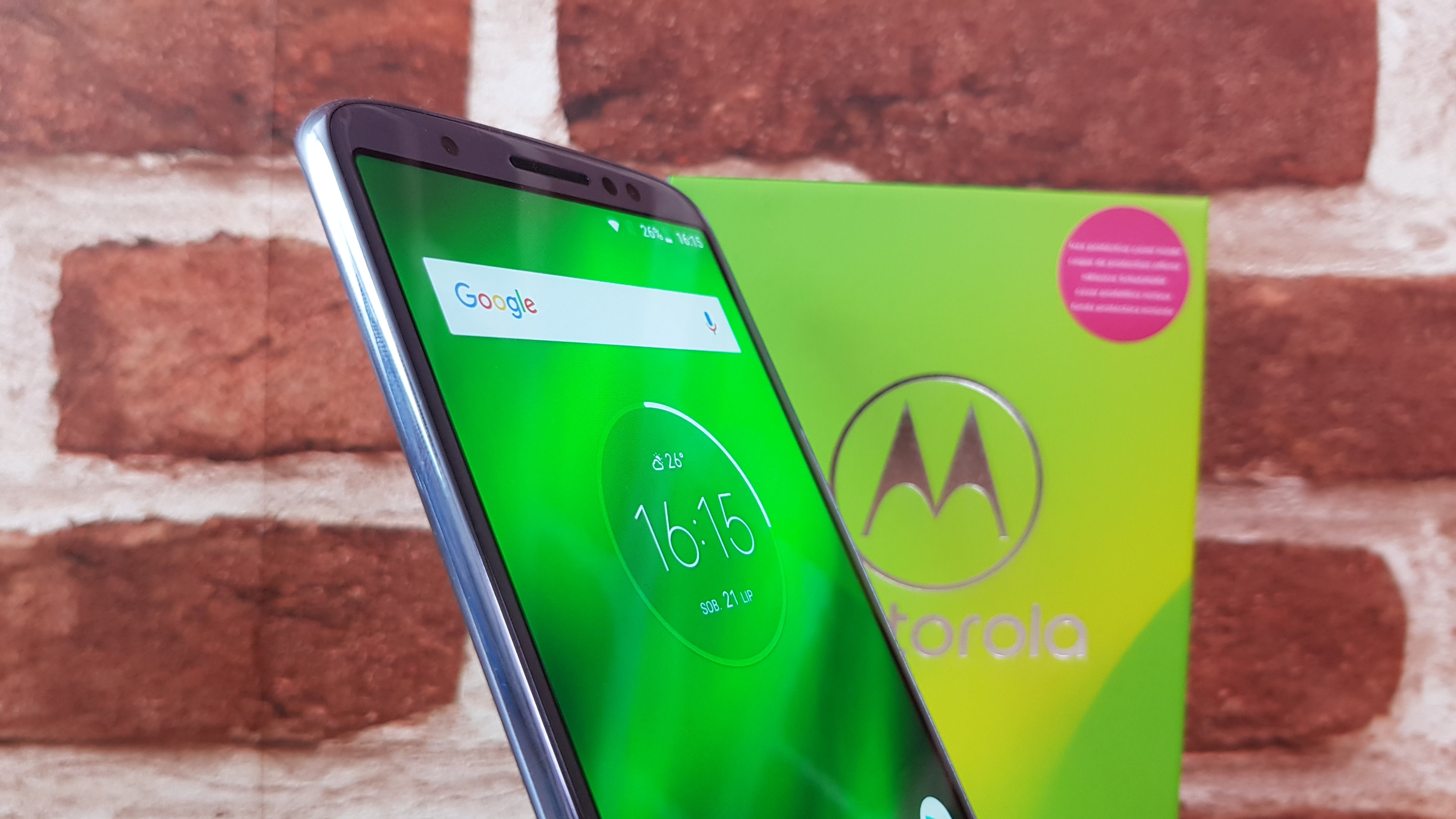 Tabletowo.pl Recenzja Motoroli Moto G6 Plus - smartfona z potencjałem Android Motorola Opinie Recenzje Smartfony