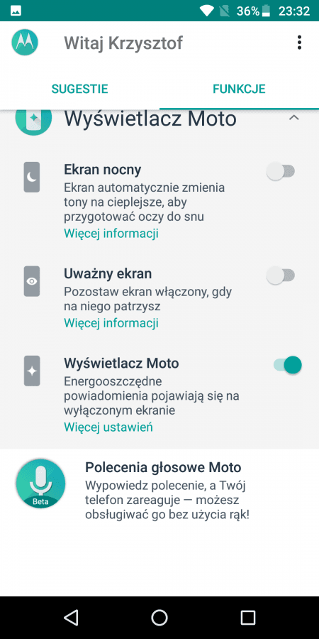 Recenzja Motoroli Moto G6 Plus - smartfona z potencjałem 27