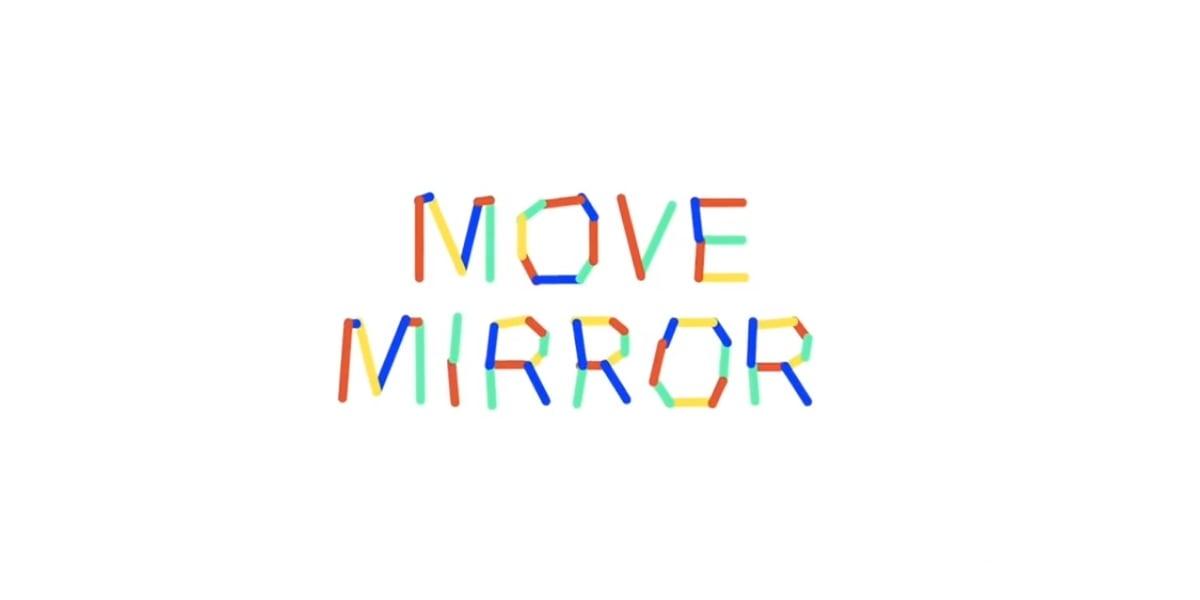 Google rozwija sztuczną inteligencję na wesoło, czyli projekt Move Mirror 23