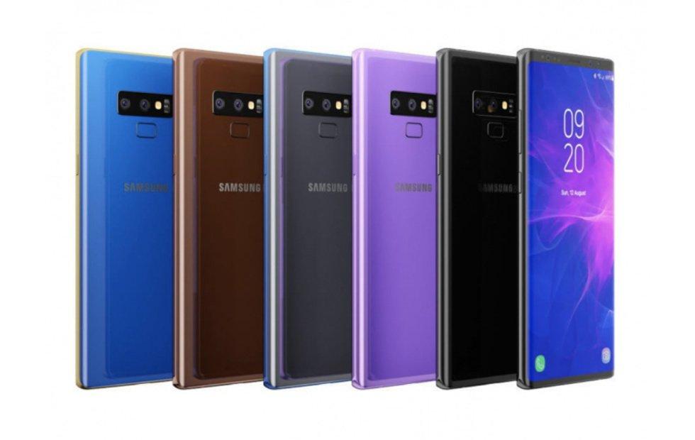 Ile będzie kosztował Samsung Galaxy Note 9 w Polsce? Ha! Już wiemy! 22