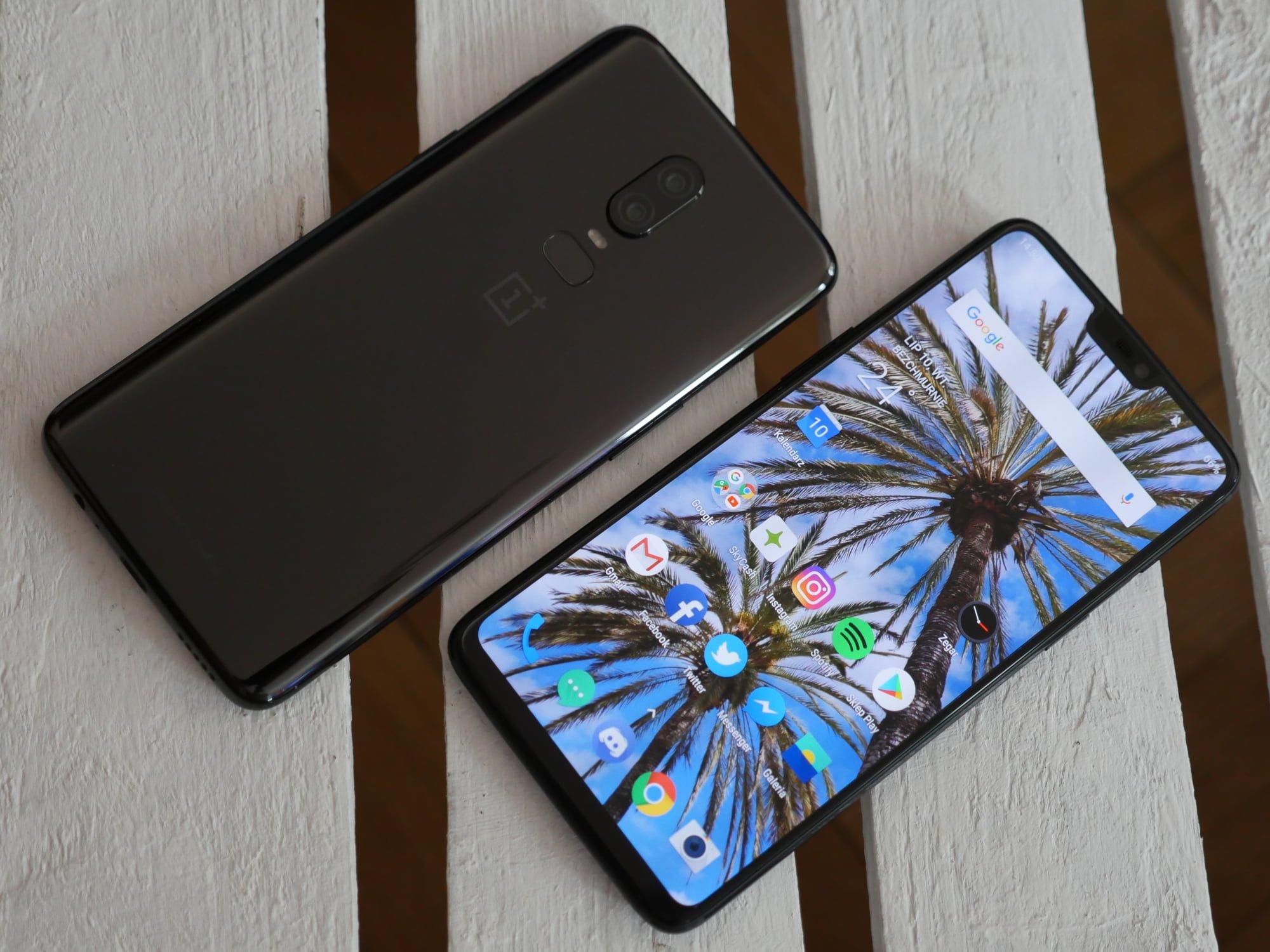 Tabletowo.pl Podoba Ci się OnePlus 6? Teraz masz okazję go kupić w bardzo dobrej cenie Android Chińskie OnePlus Promocje Smartfony
