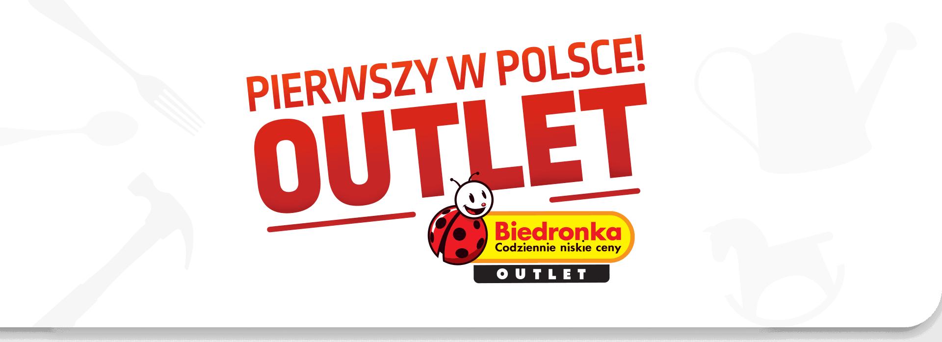 Drobna elektronika i artykuły przemysłowe w pierwszym outlecie Biedronki. Sklep w Poznaniu już otwarty 19