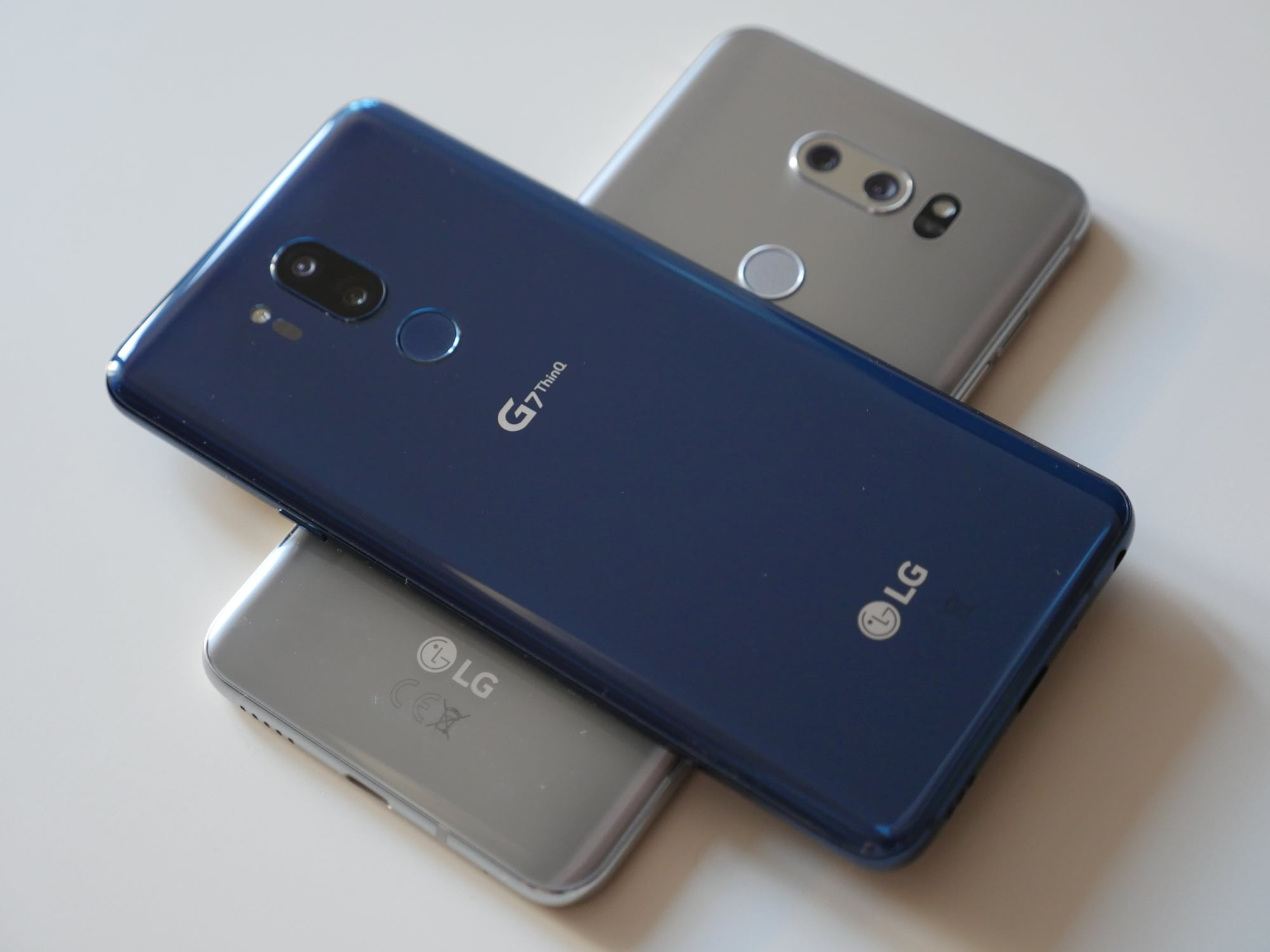 Dwa najlepsze smartfony LG w jednym miejscu, czyli porównanie G7 ThinQ i V30 23